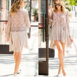 Lacey Tunic Top